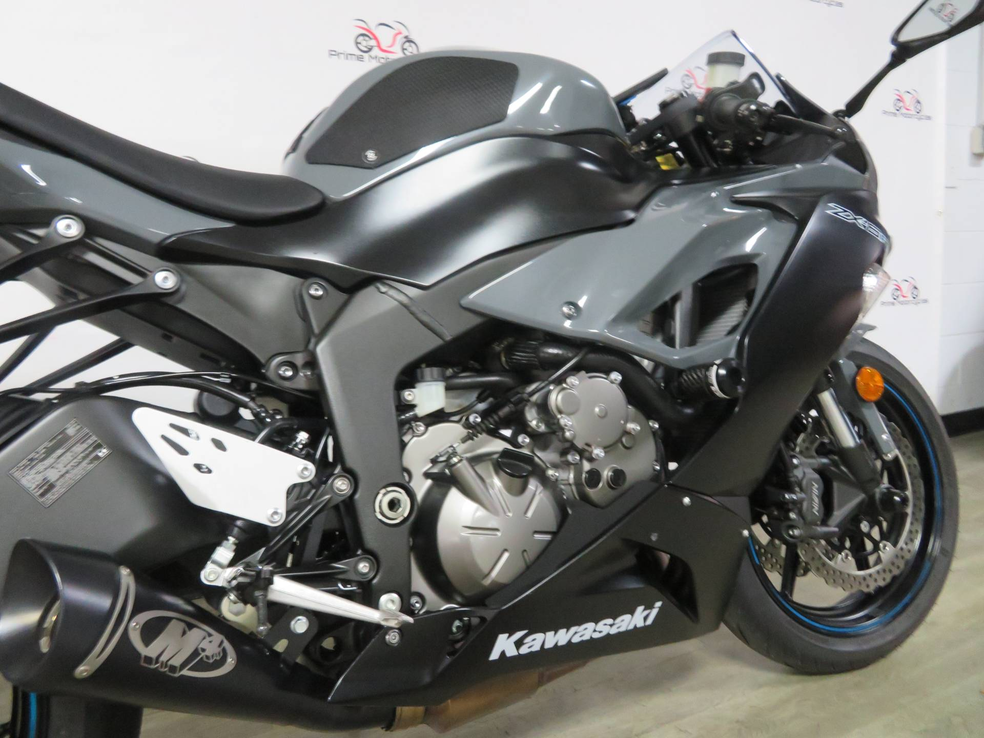2019 Kawasaki Ninja ZX-6R ABS in Sanford, Florida - Photo 19