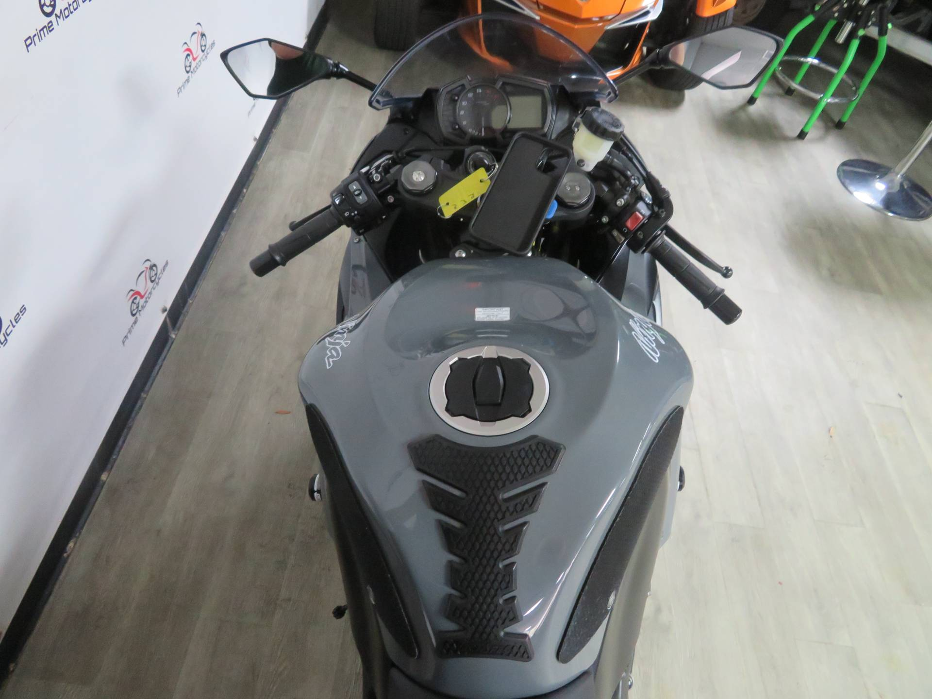 2019 Kawasaki Ninja ZX-6R ABS in Sanford, Florida - Photo 23