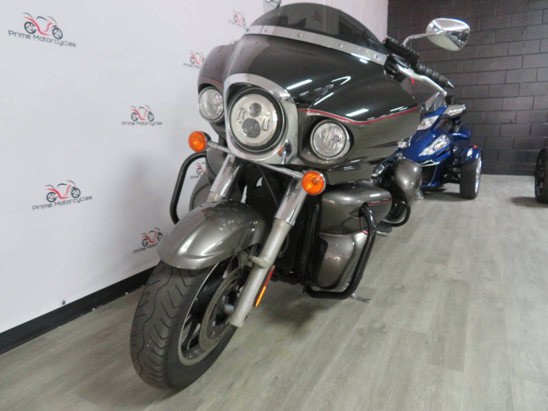 2012 Kawasaki Vulcan® 1700 Voyager® in Sanford, Florida - Photo 3