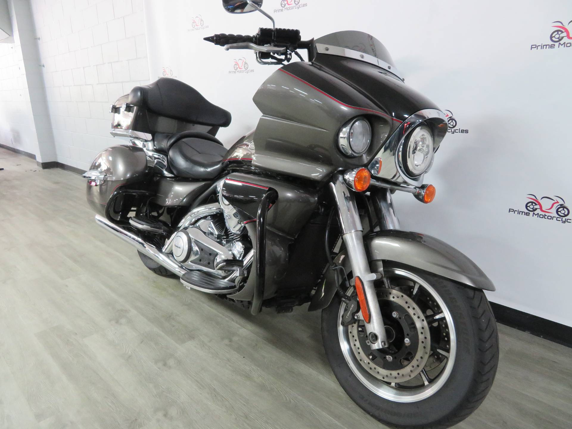 2012 Kawasaki Vulcan® 1700 Voyager® in Sanford, Florida - Photo 6