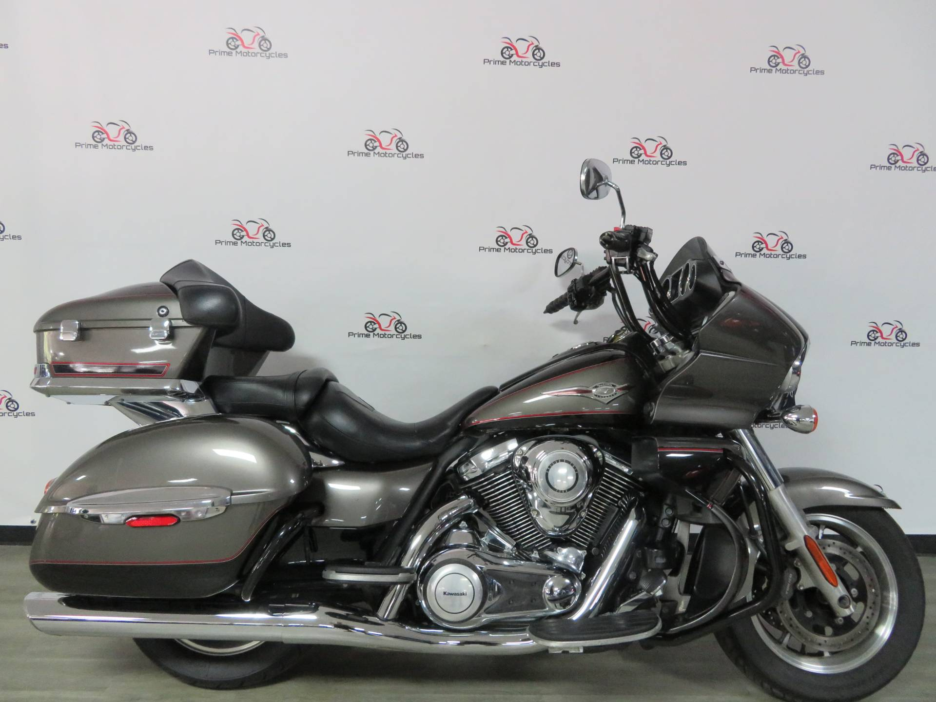 2012 Kawasaki Vulcan® 1700 Voyager® in Sanford, Florida - Photo 7