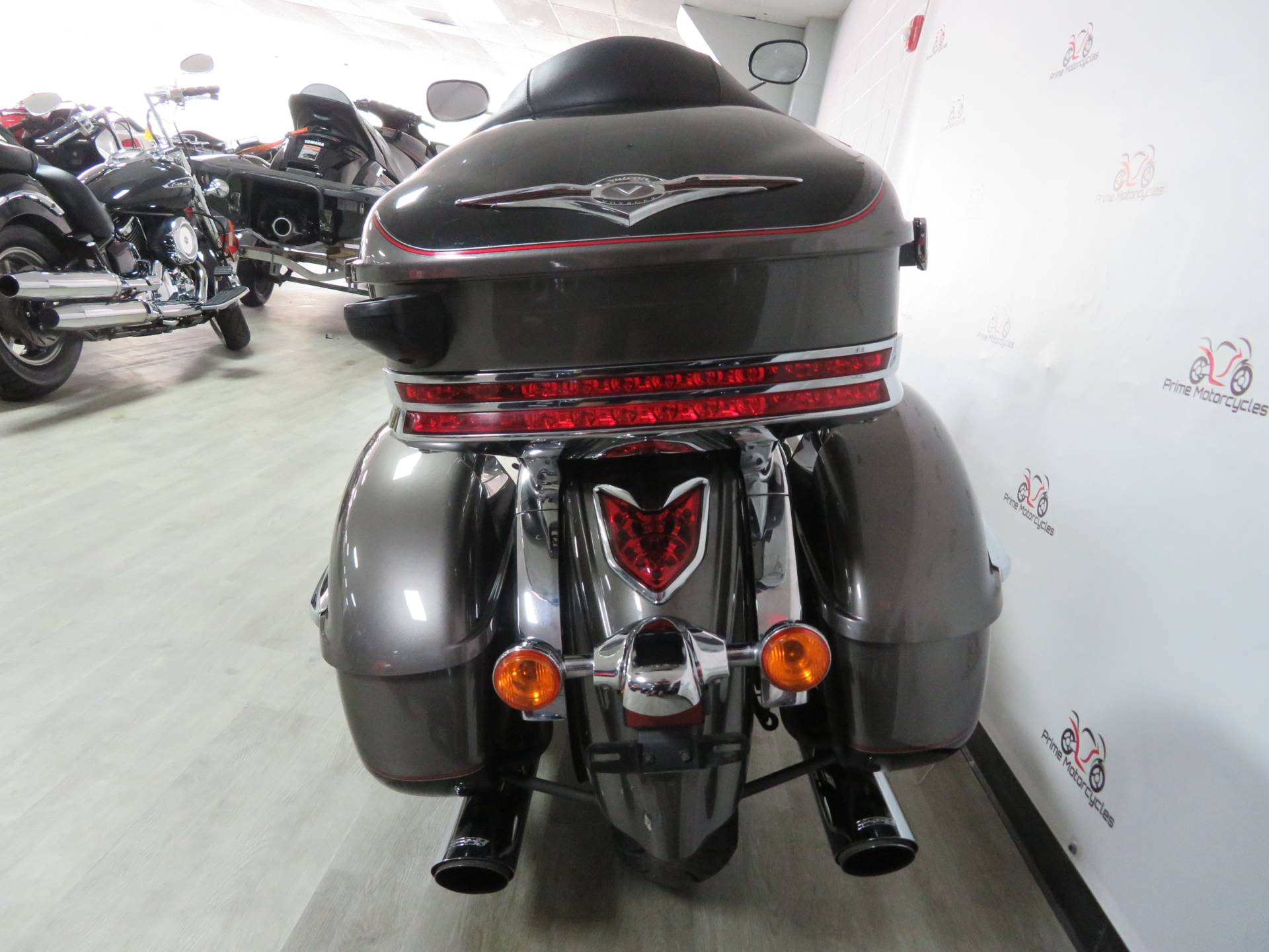2012 Kawasaki Vulcan® 1700 Voyager® in Sanford, Florida - Photo 9