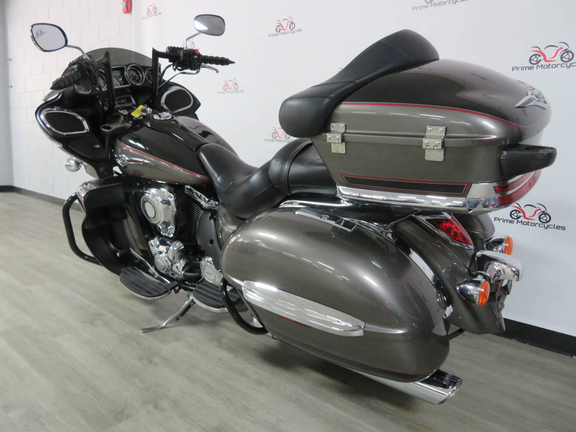 2012 Kawasaki Vulcan® 1700 Voyager® in Sanford, Florida - Photo 10