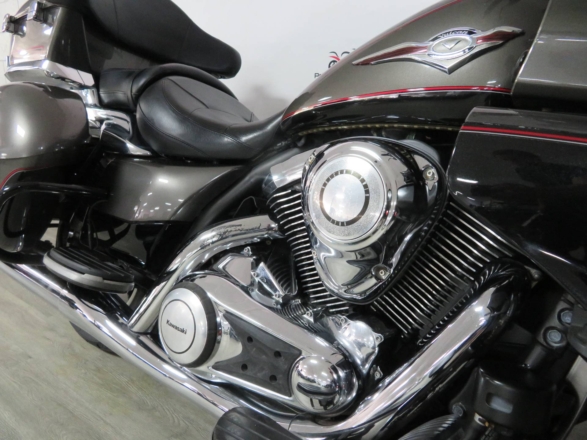 2012 Kawasaki Vulcan® 1700 Voyager® in Sanford, Florida - Photo 18