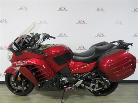 2014 Kawasaki Concours® 14 ABS in Sanford, Florida - Photo 1