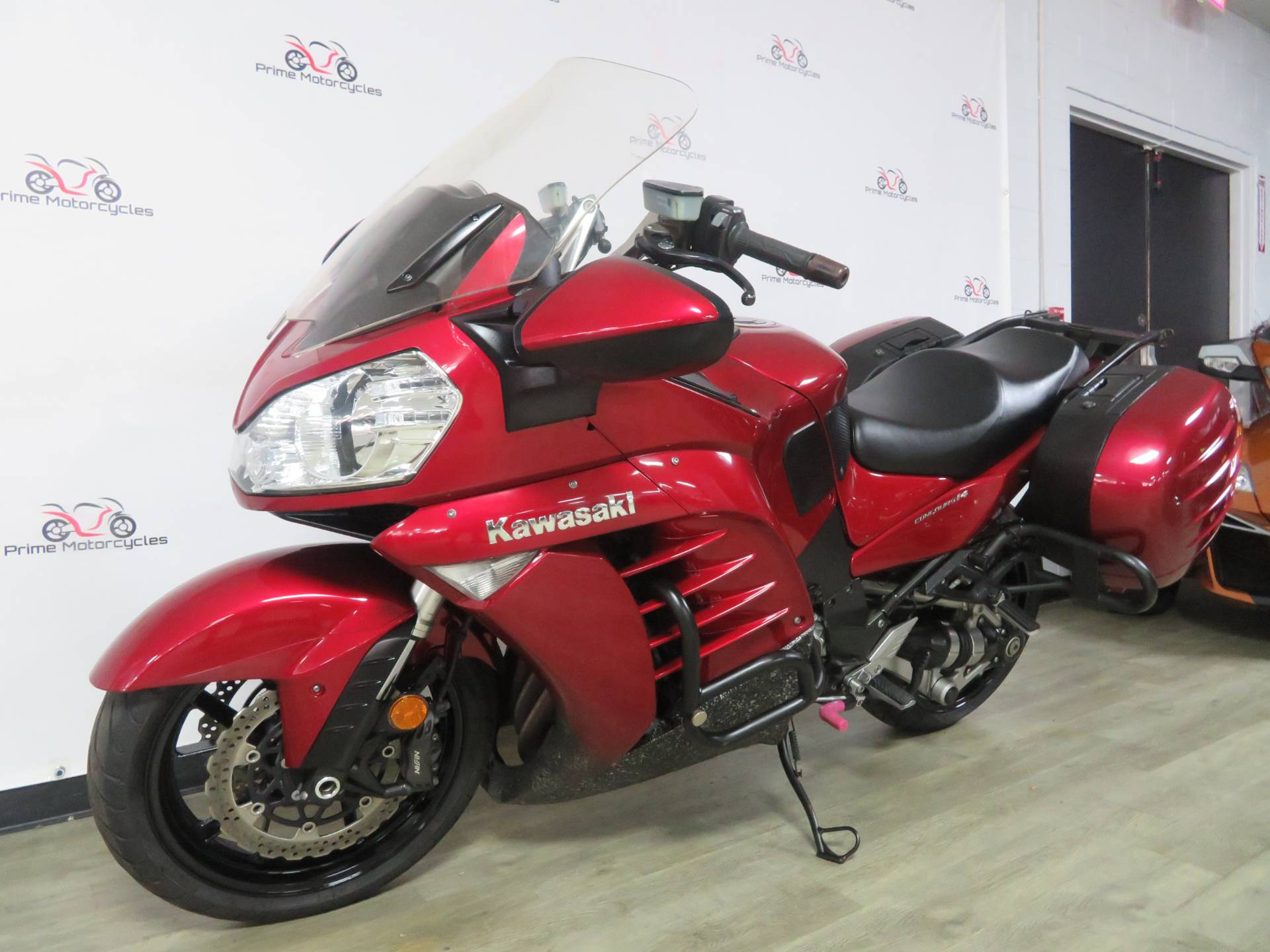 2014 Kawasaki Concours® 14 ABS in Sanford, Florida - Photo 2