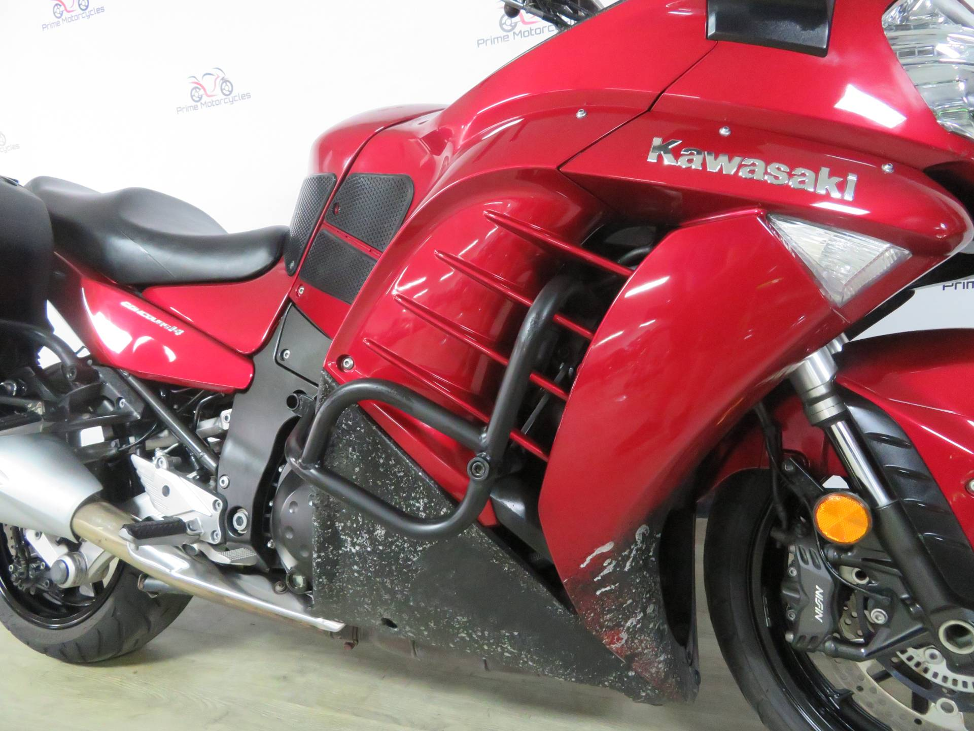 2014 Kawasaki Concours® 14 ABS in Sanford, Florida - Photo 18