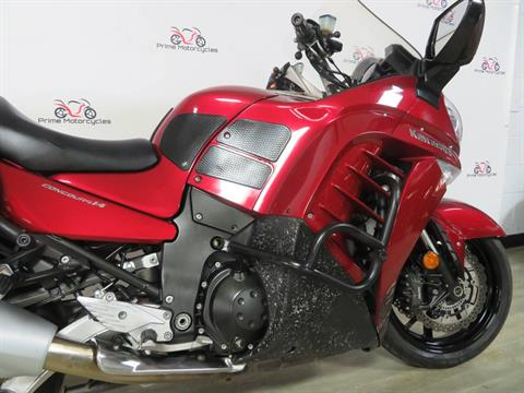 2014 Kawasaki Concours® 14 ABS in Sanford, Florida - Photo 19