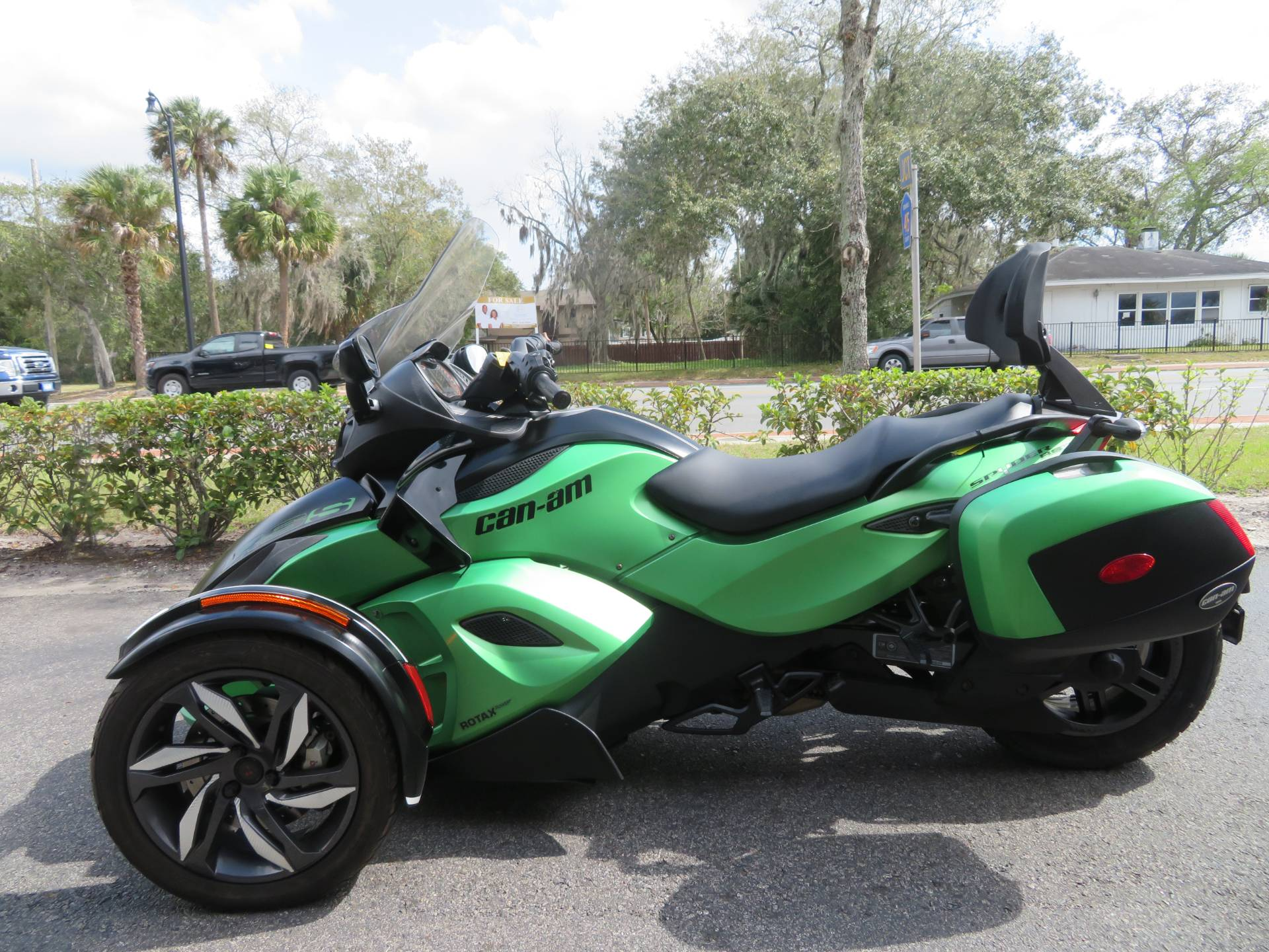 2013 Can-Am Spyder® RS-S SE5 in Sanford, Florida - Photo 1