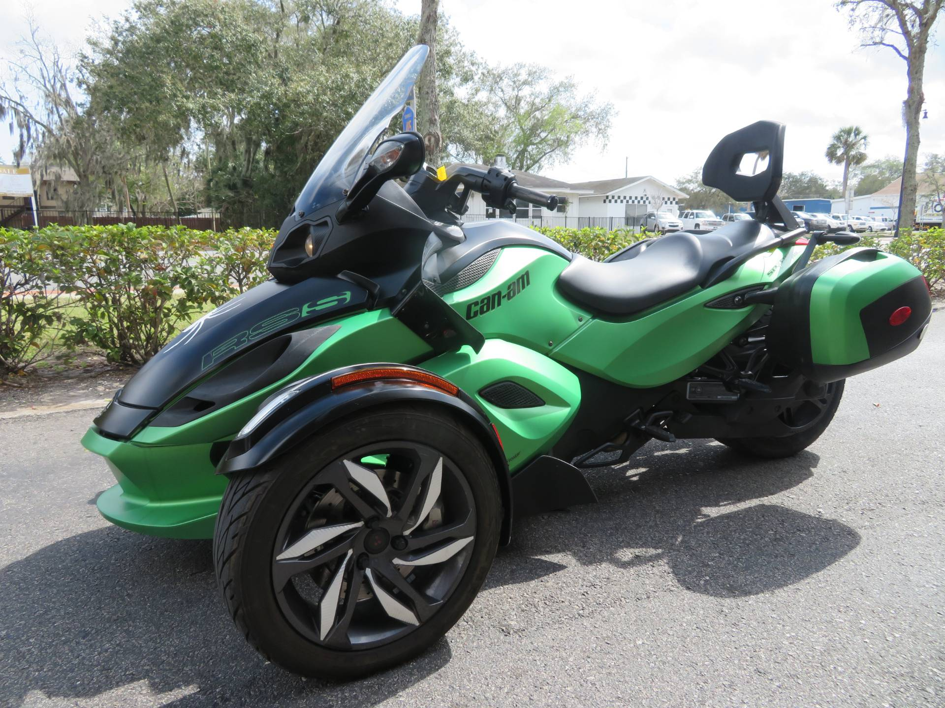 2013 Can-Am Spyder® RS-S SE5 in Sanford, Florida - Photo 2