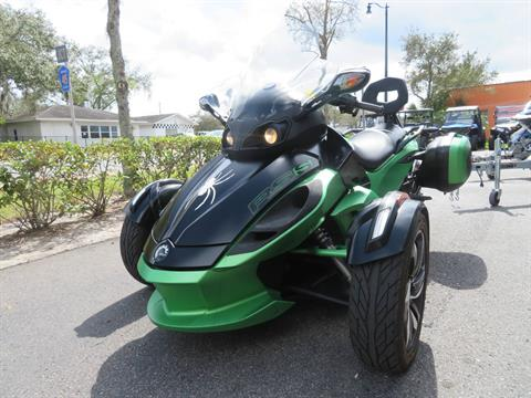 2013 Can-Am Spyder® RS-S SE5 in Sanford, Florida - Photo 3