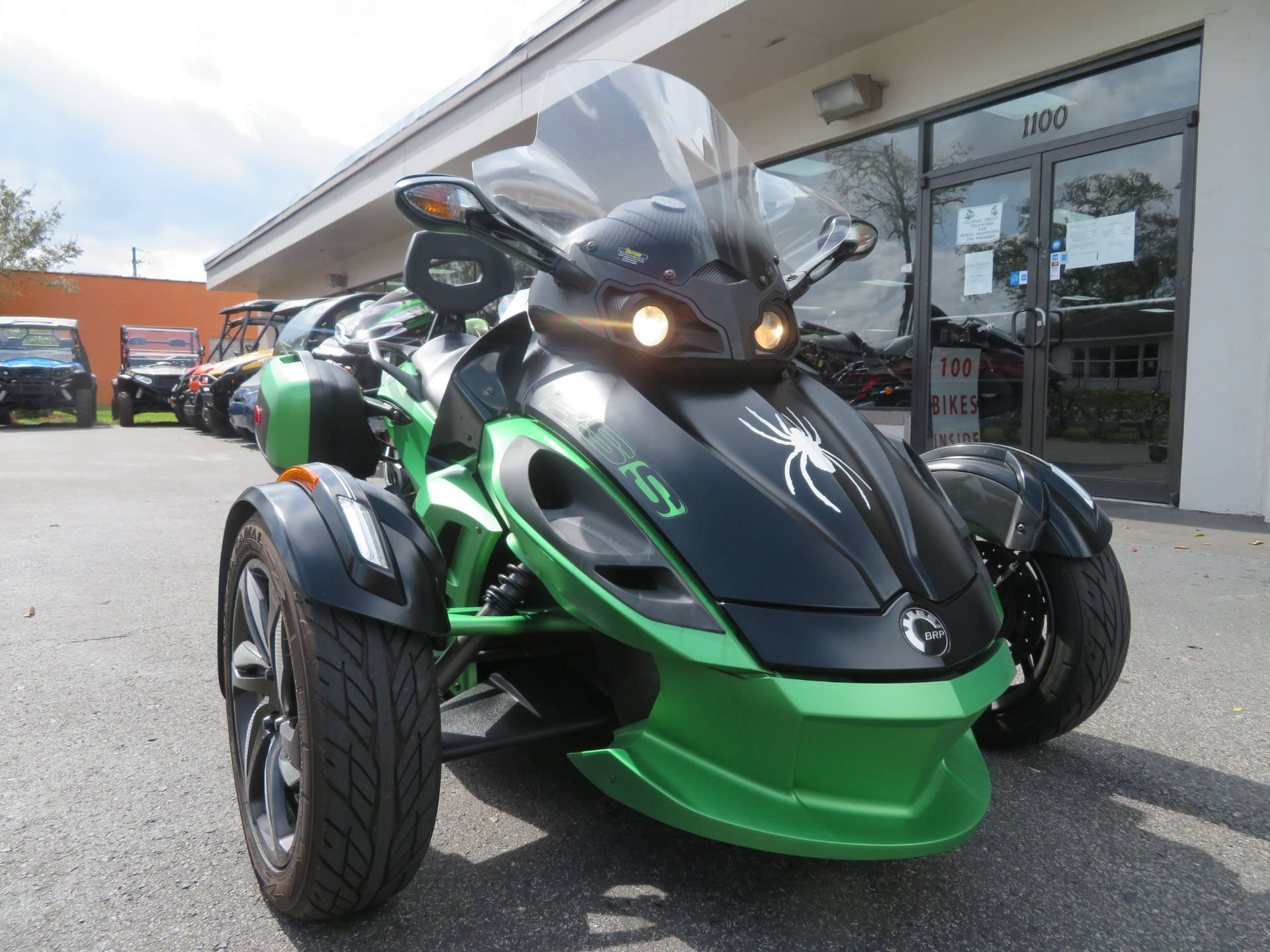 2013 Can-Am Spyder® RS-S SE5 in Sanford, Florida - Photo 5