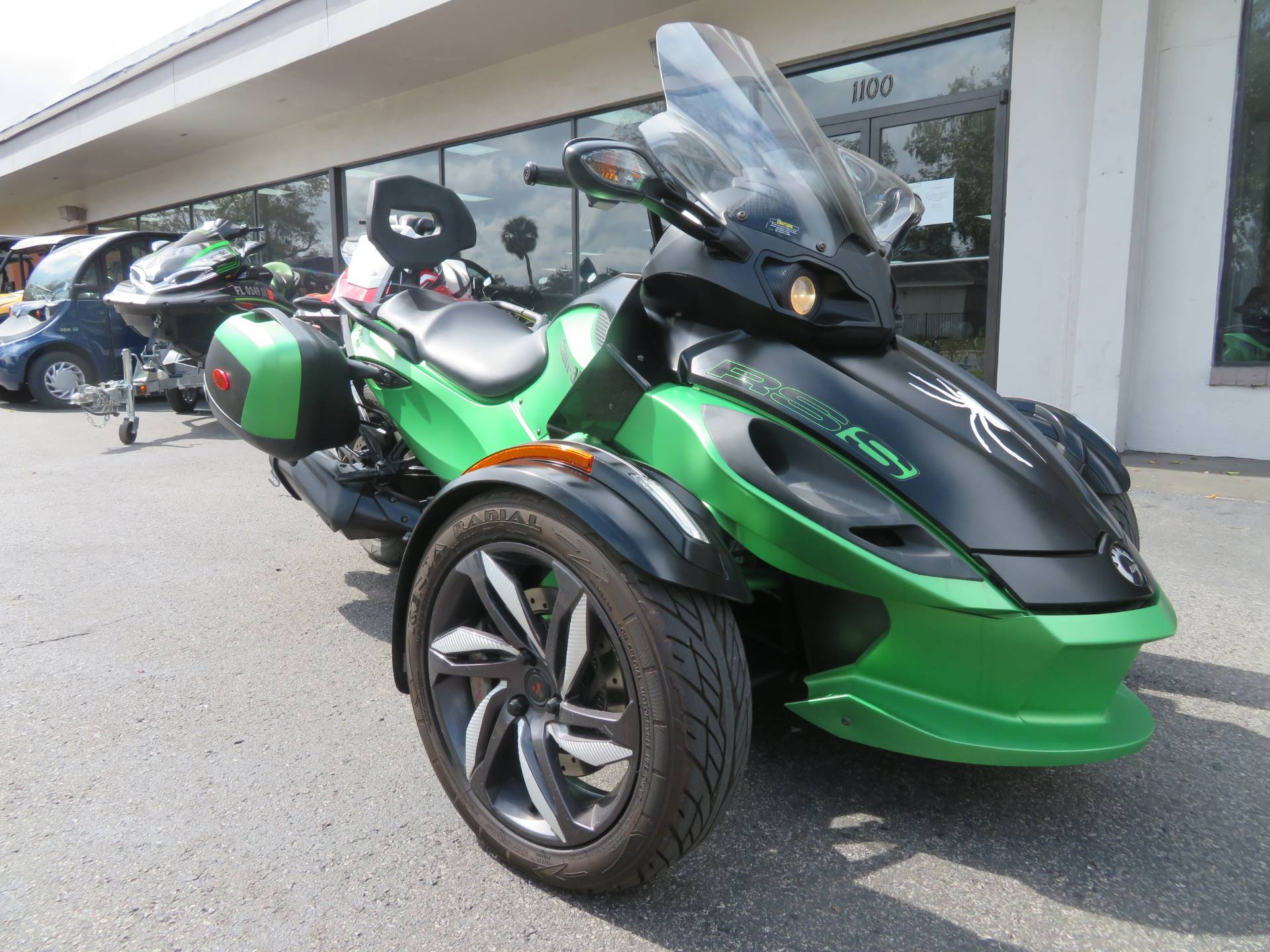 2013 Can-Am Spyder® RS-S SE5 in Sanford, Florida - Photo 6