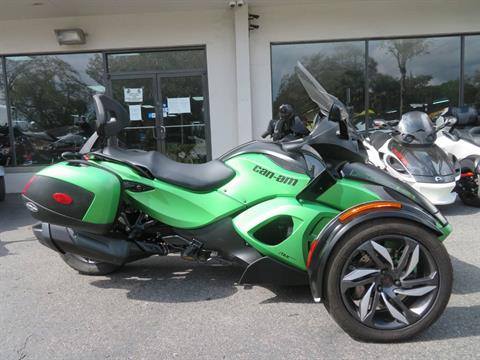 2013 Can-Am Spyder® RS-S SE5 in Sanford, Florida - Photo 7
