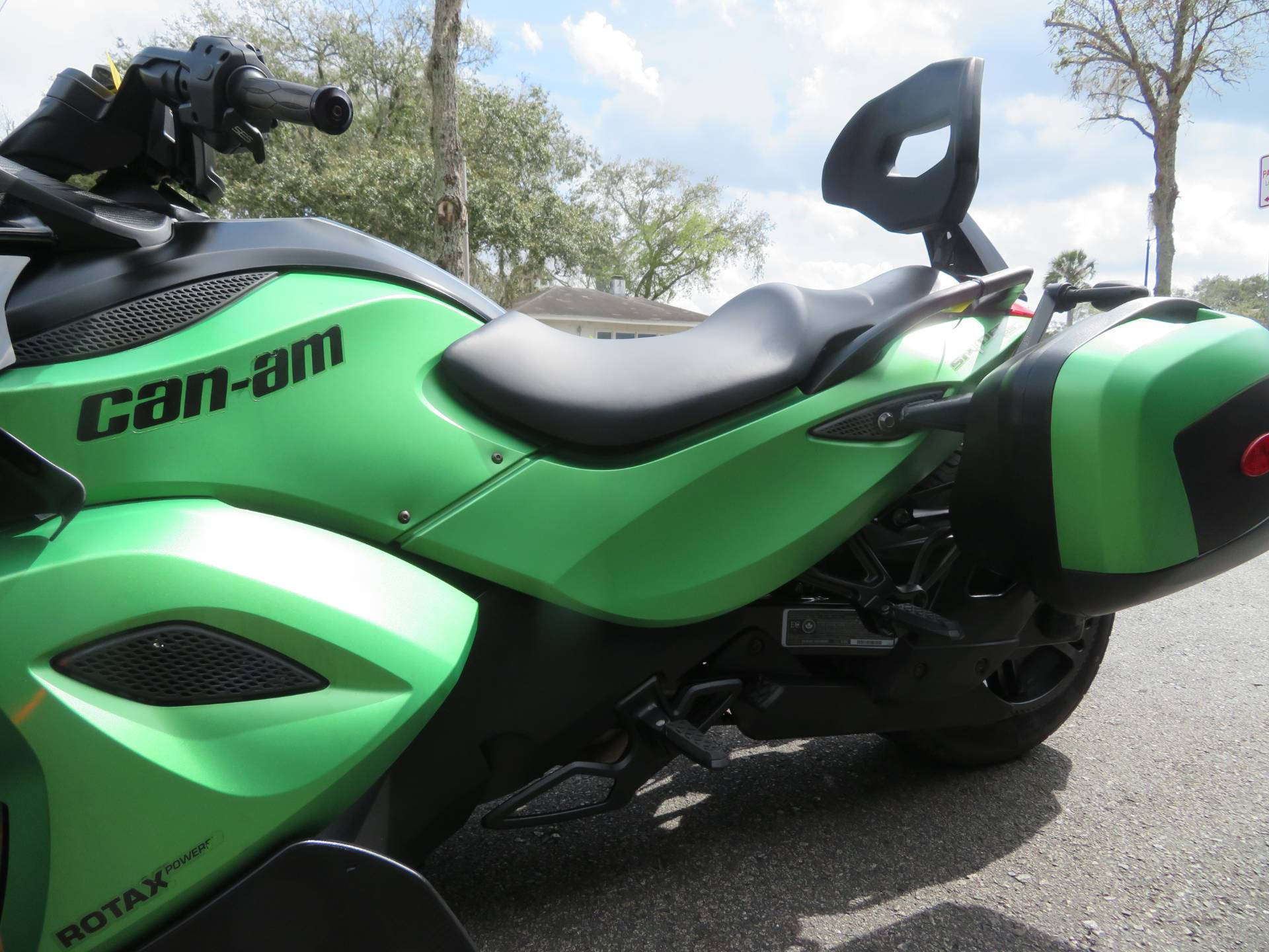 2013 Can-Am Spyder® RS-S SE5 in Sanford, Florida - Photo 13