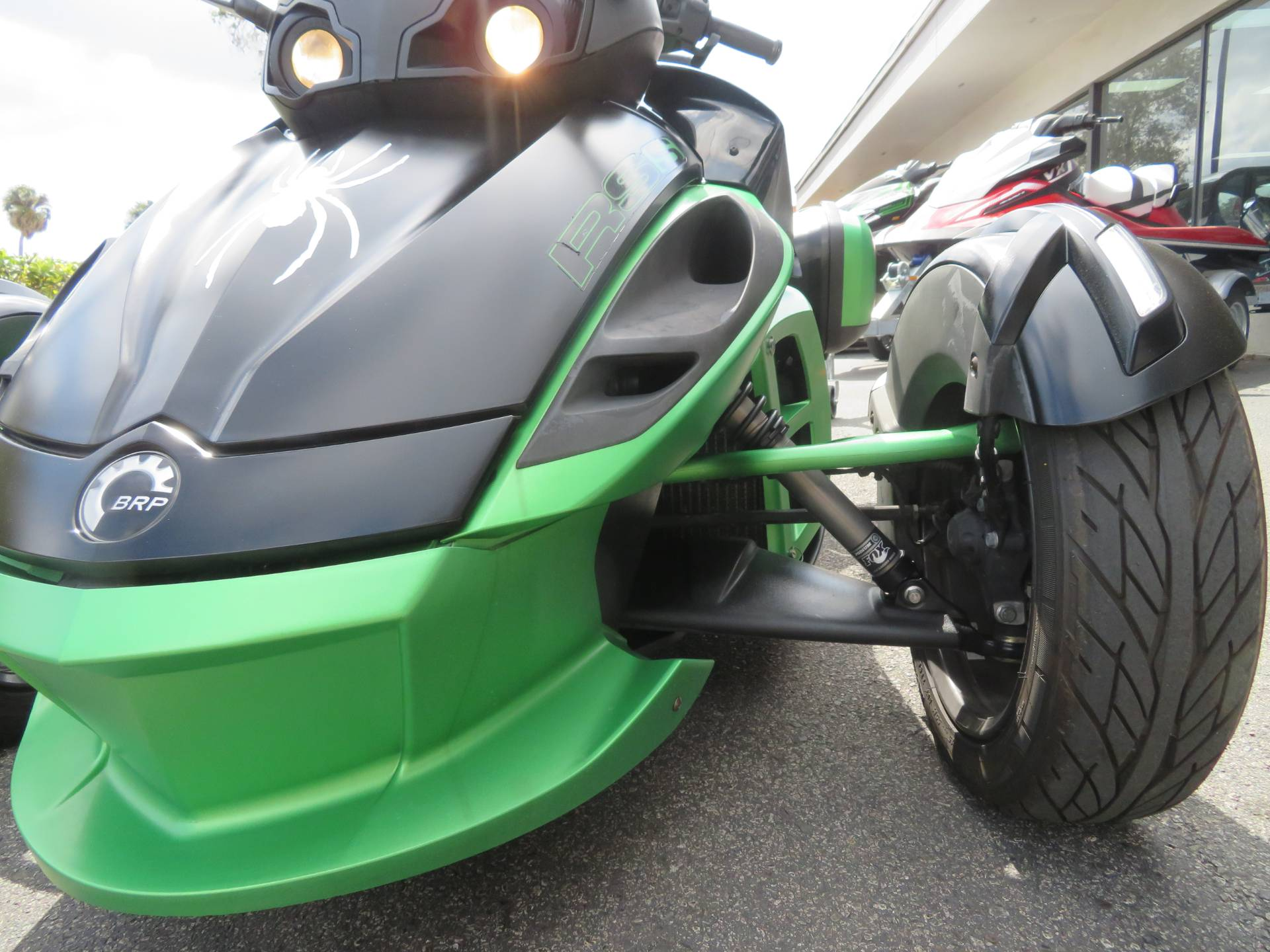 2013 Can-Am Spyder® RS-S SE5 in Sanford, Florida - Photo 15