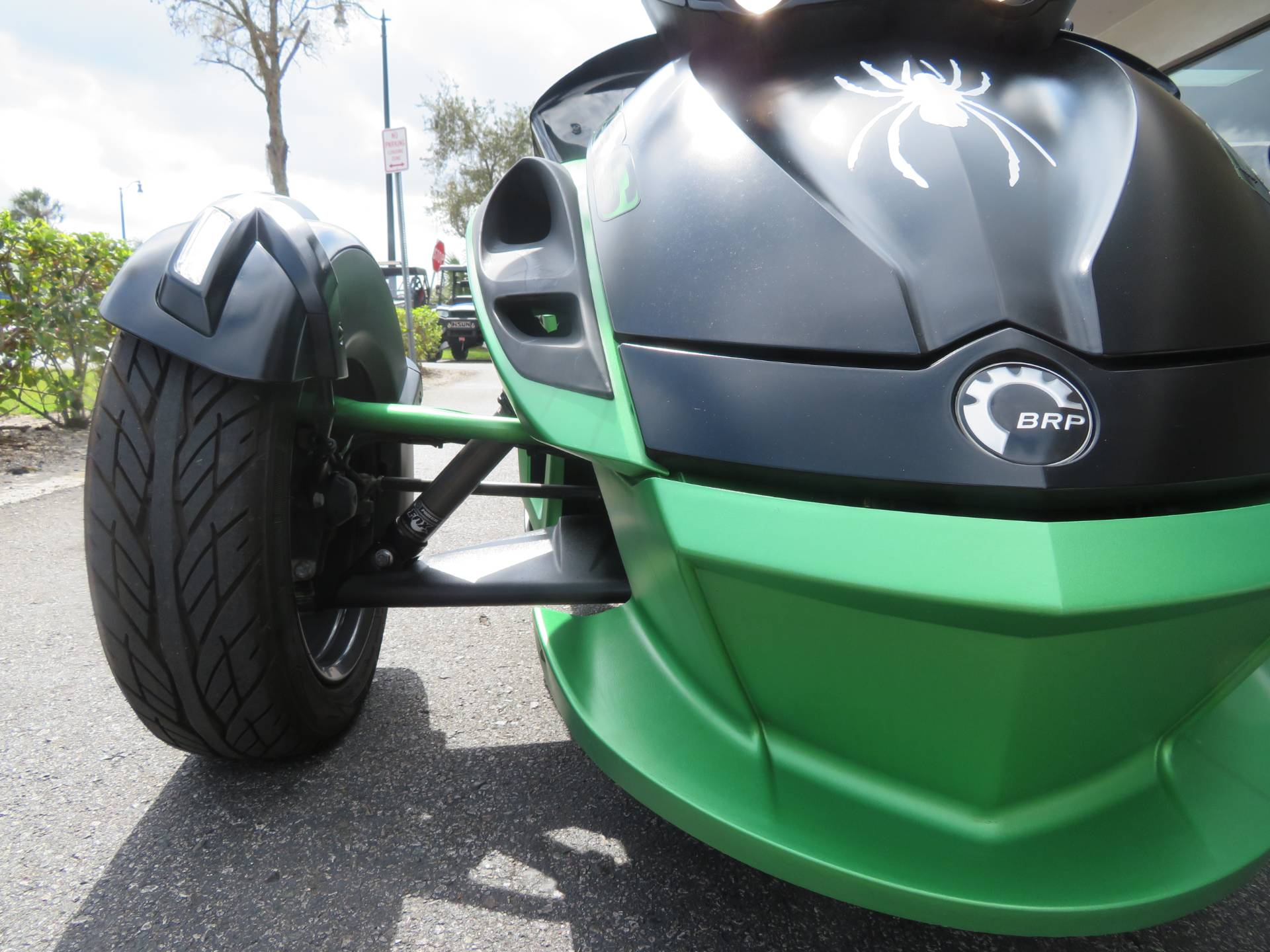 2013 Can-Am Spyder® RS-S SE5 in Sanford, Florida - Photo 16