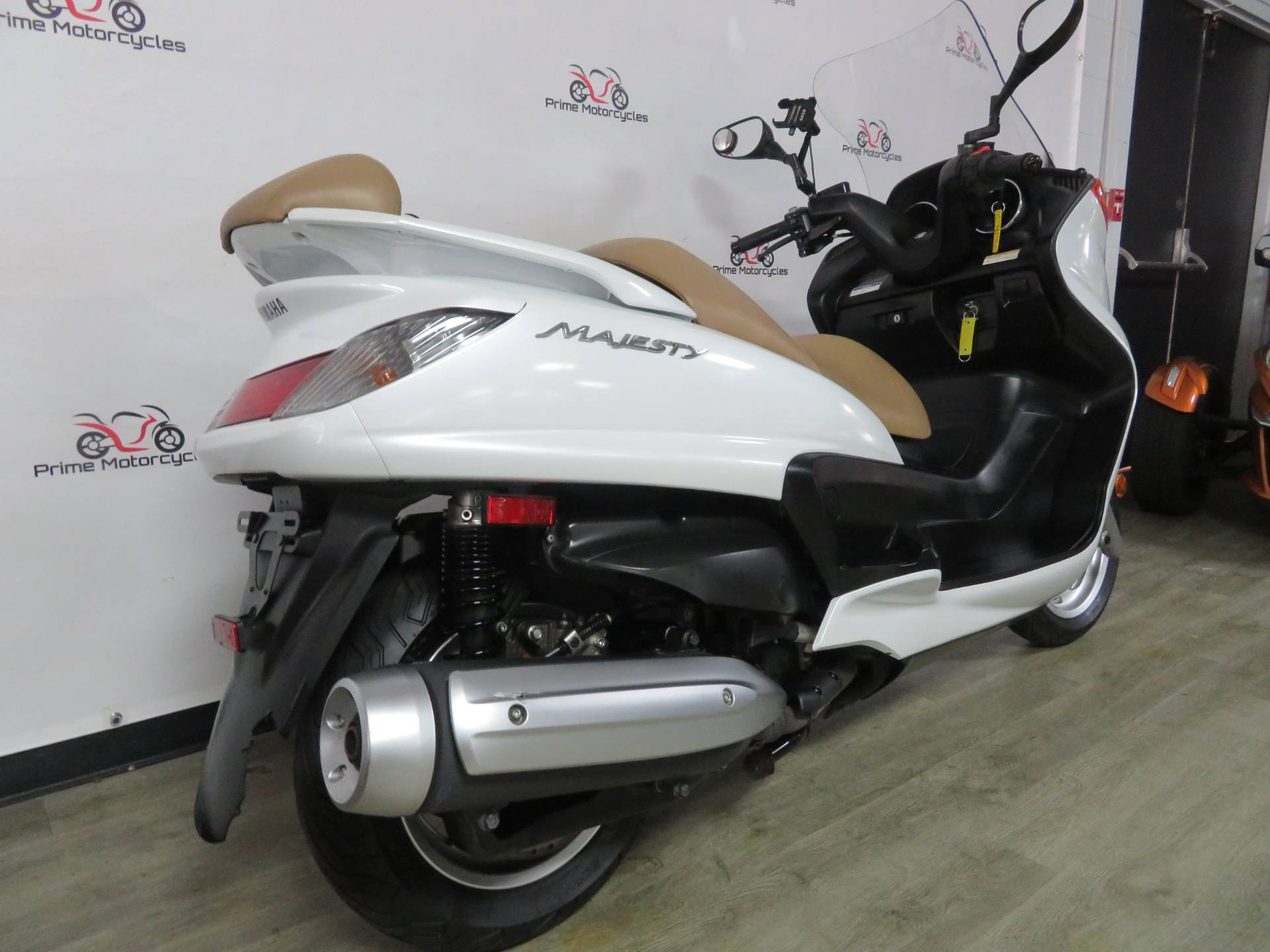 2010 Yamaha Majesty in Sanford, Florida - Photo 8