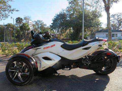 2014 Can-Am Spyder® RS-S SM5 in Sanford, Florida - Photo 1