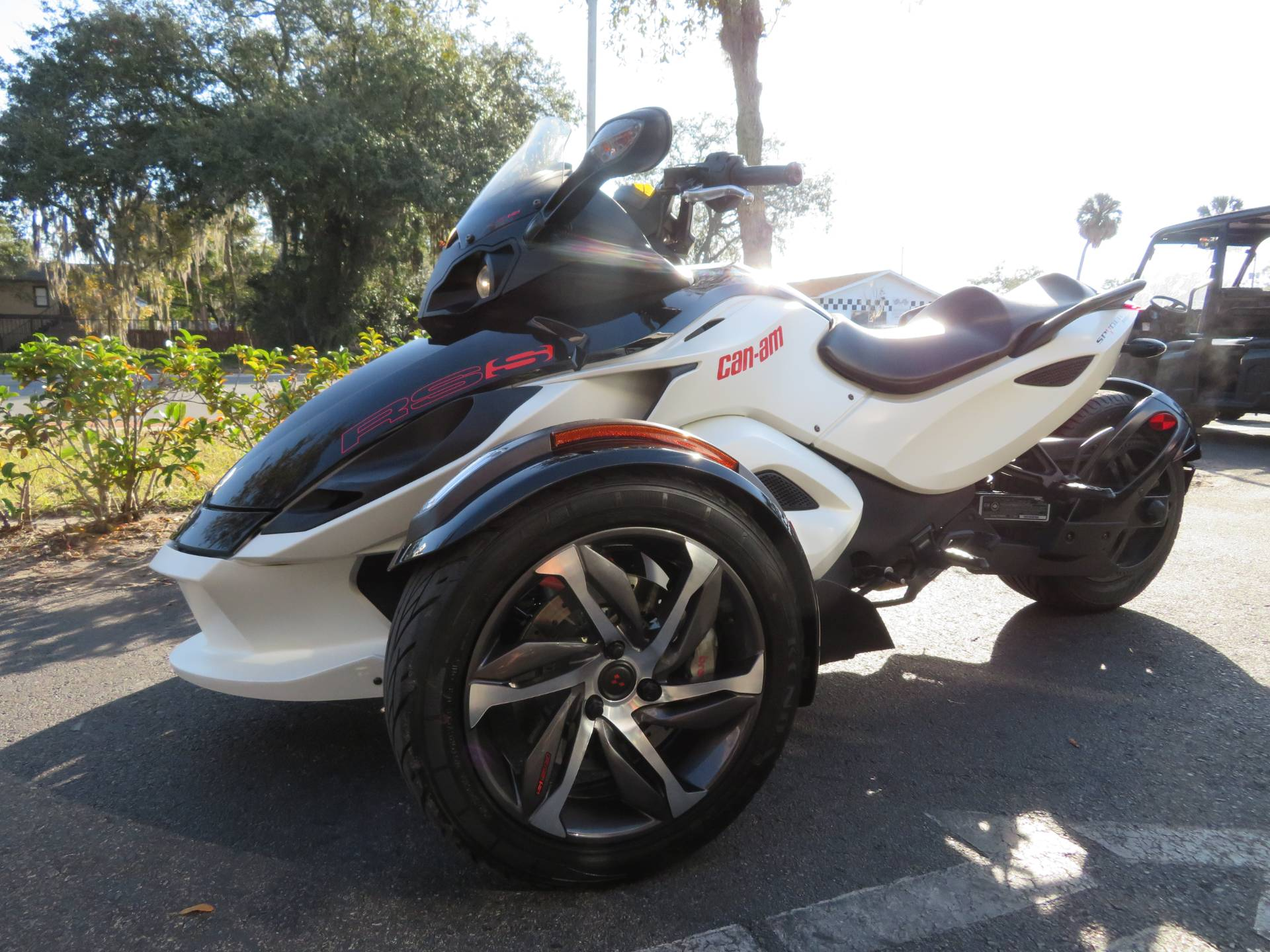 2014 Can-Am Spyder® RS-S SM5 in Sanford, Florida - Photo 2