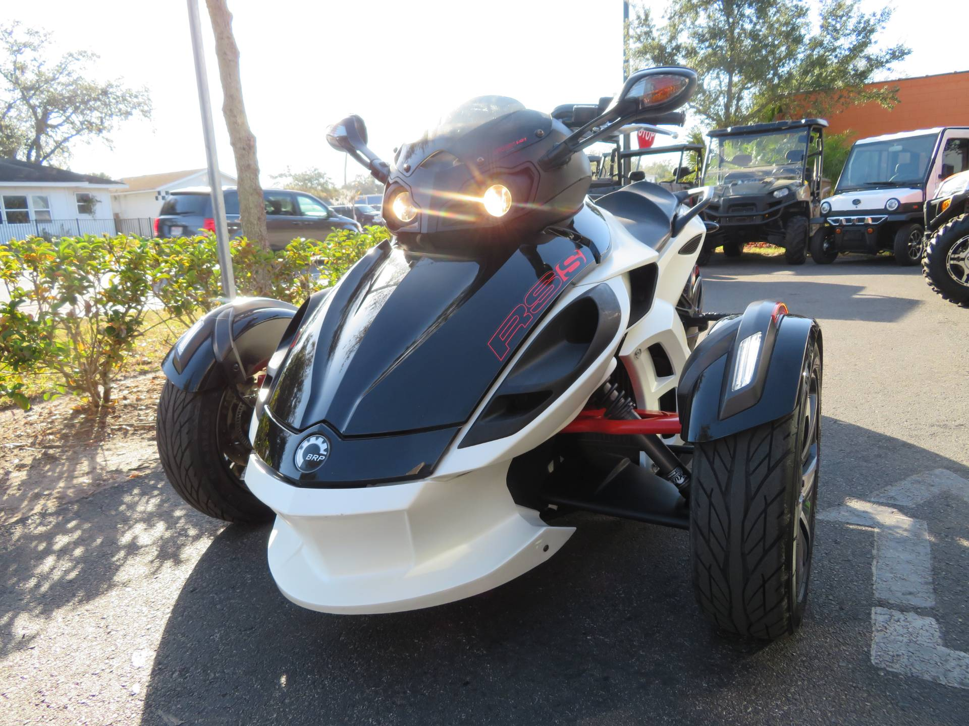 2014 Can-Am Spyder® RS-S SM5 in Sanford, Florida - Photo 3