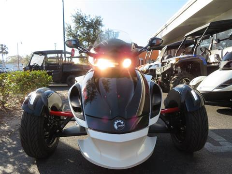 2014 Can-Am Spyder® RS-S SM5 in Sanford, Florida - Photo 4