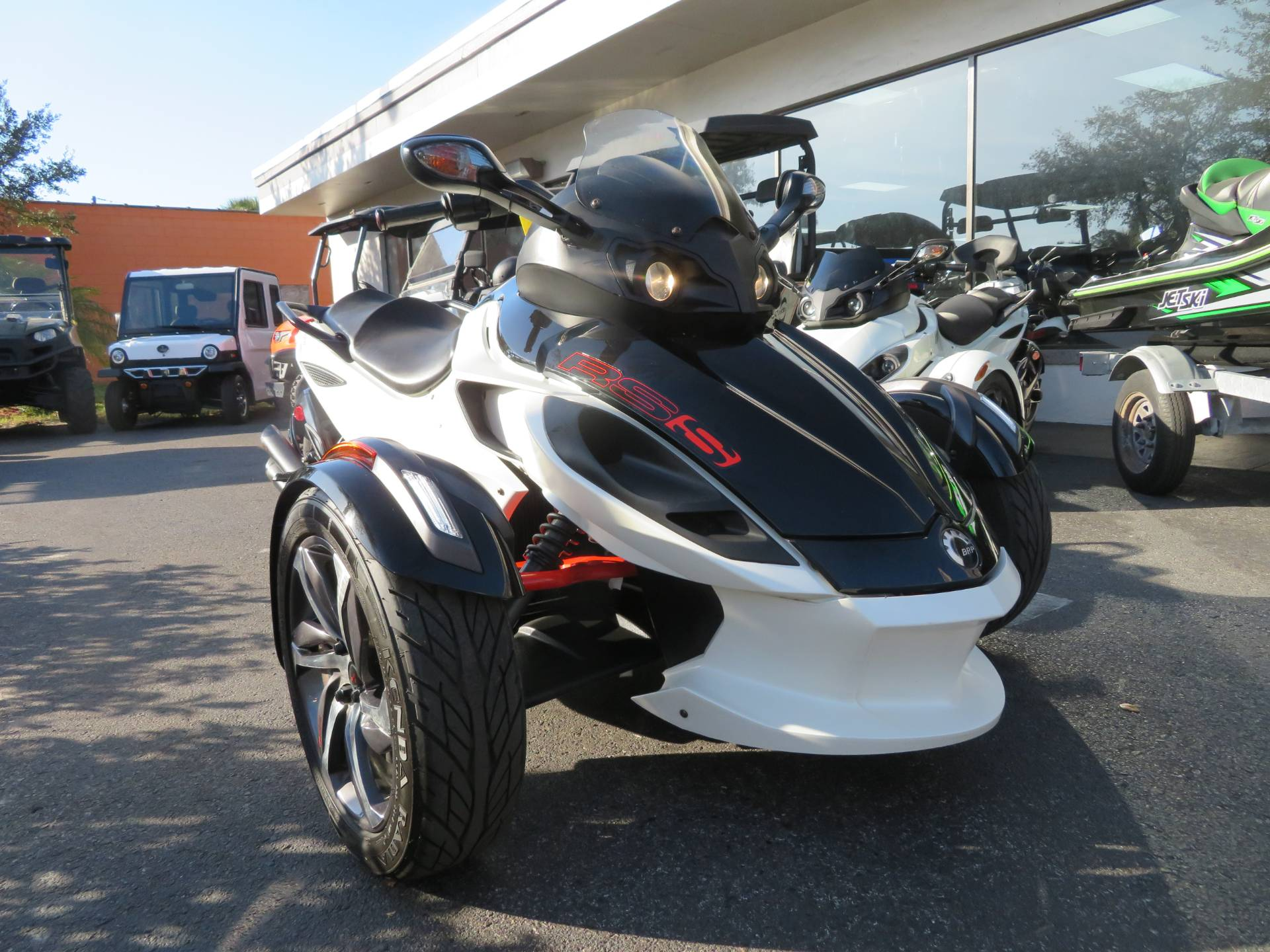 2014 Can-Am Spyder® RS-S SM5 in Sanford, Florida - Photo 5