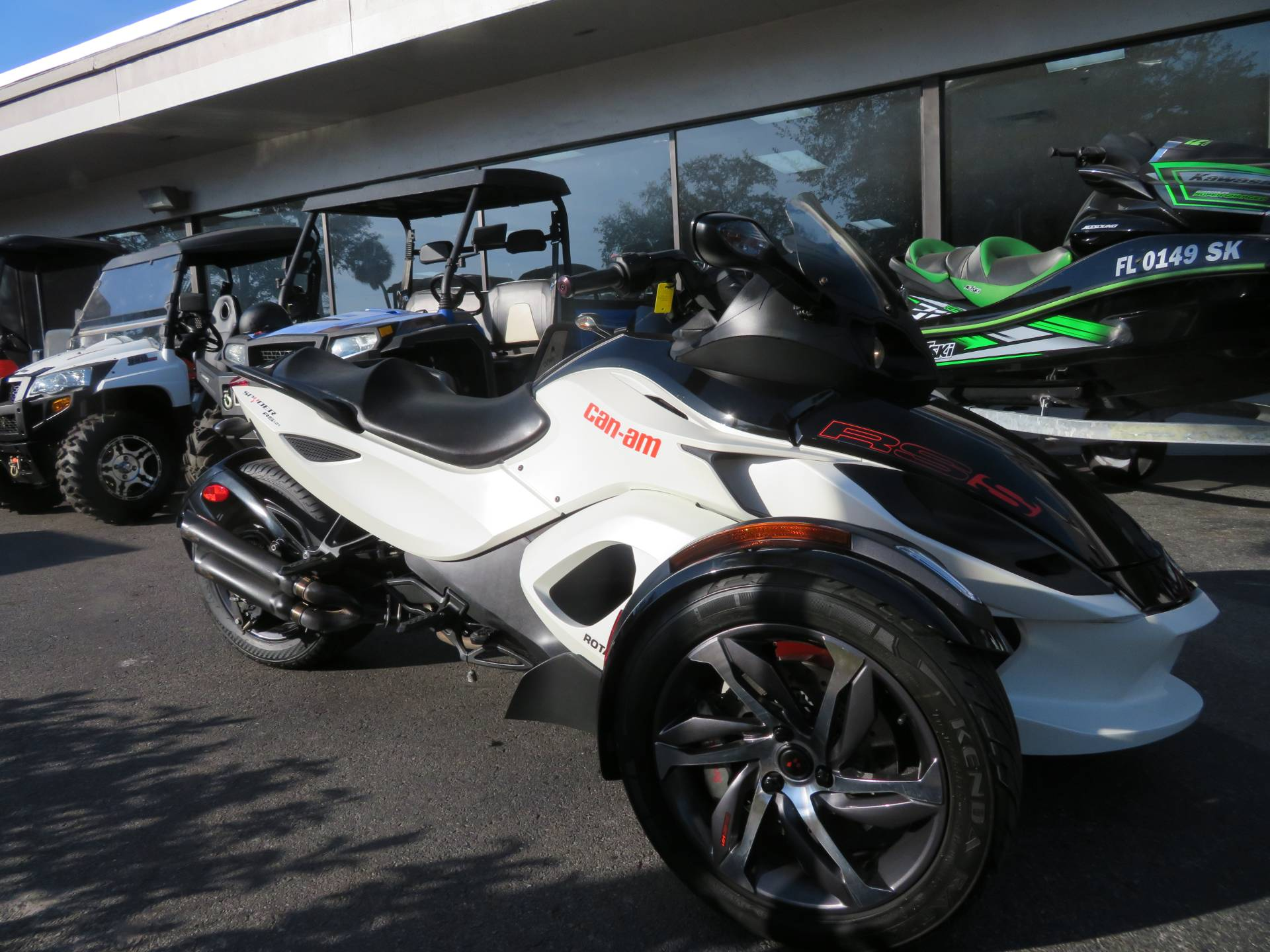 2014 Can-Am Spyder® RS-S SM5 in Sanford, Florida - Photo 6
