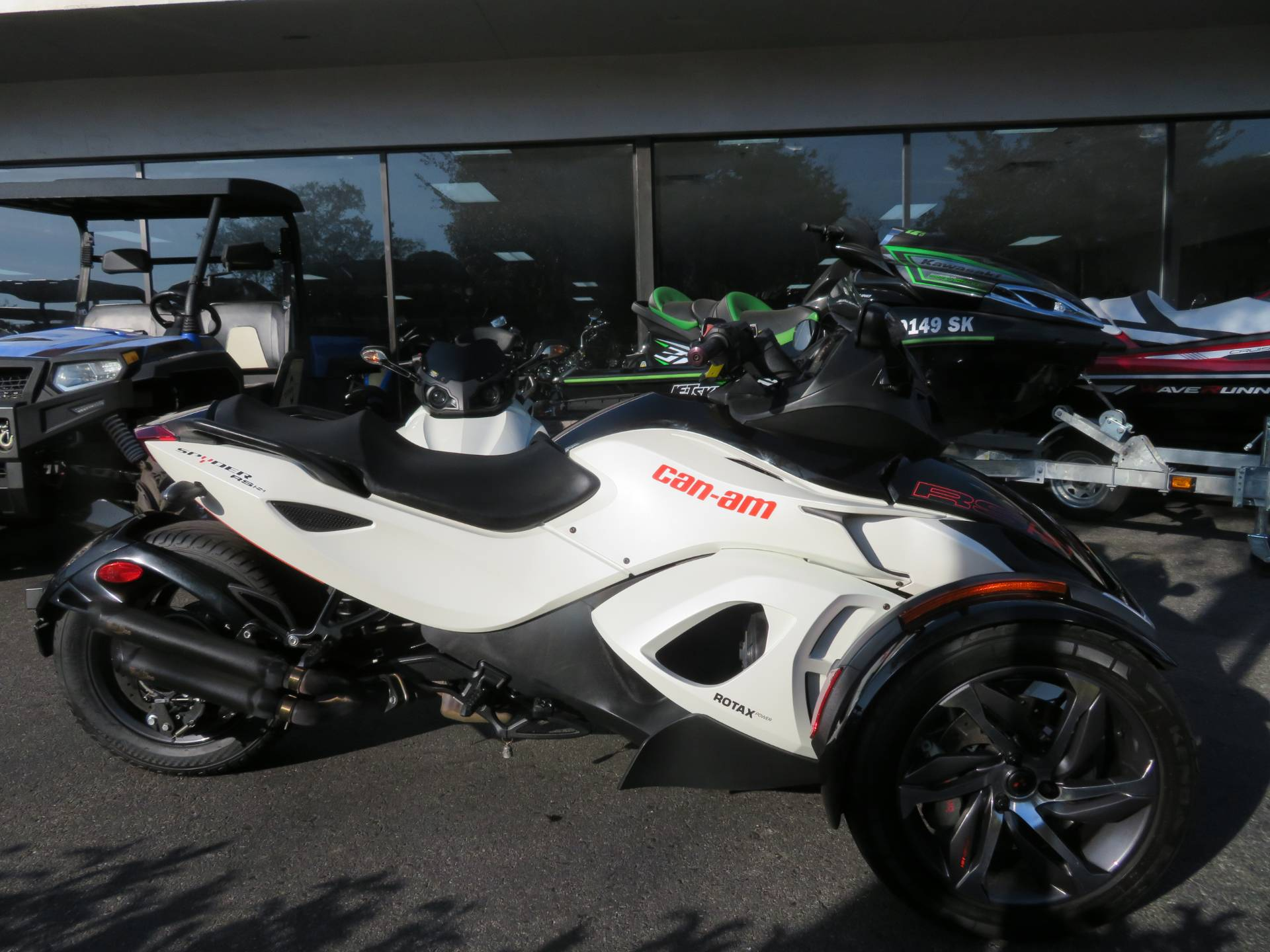 2014 Can-Am Spyder® RS-S SM5 in Sanford, Florida - Photo 7