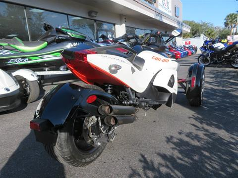 2014 Can-Am Spyder® RS-S SM5 in Sanford, Florida - Photo 8