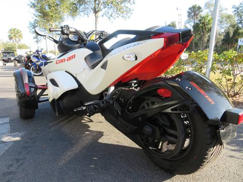 2014 Can-Am Spyder® RS-S SM5 in Sanford, Florida - Photo 10