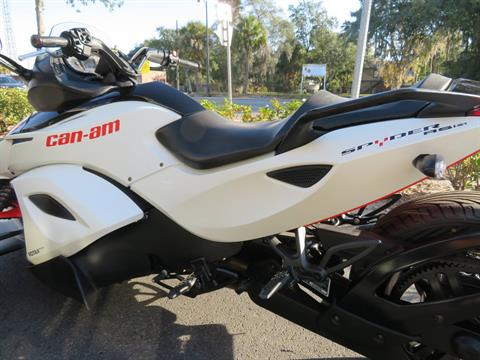 2014 Can-Am Spyder® RS-S SM5 in Sanford, Florida - Photo 12