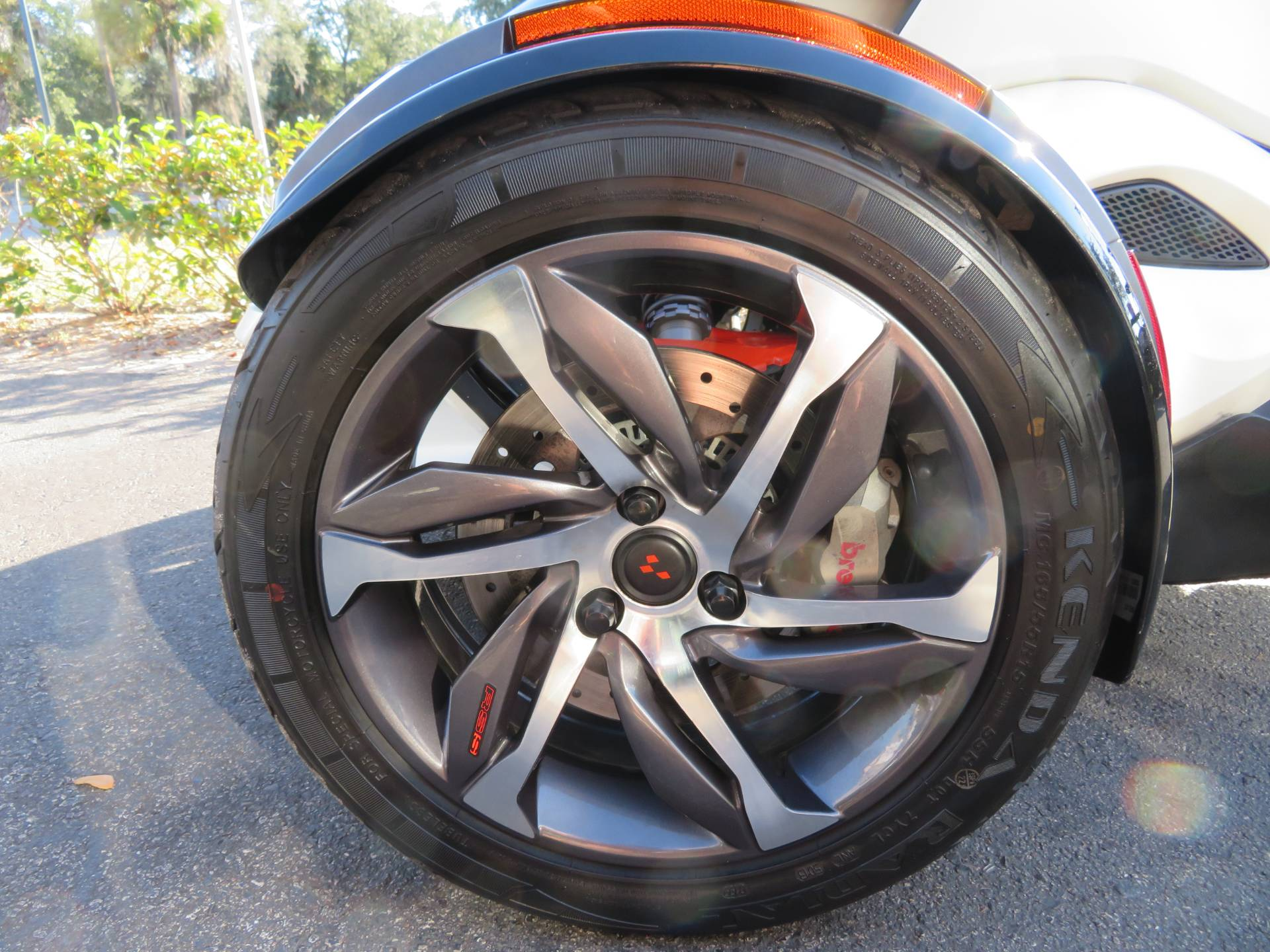 2014 Can-Am Spyder® RS-S SM5 in Sanford, Florida - Photo 14