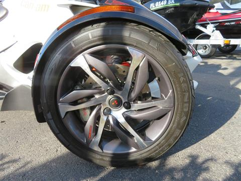 2014 Can-Am Spyder® RS-S SM5 in Sanford, Florida - Photo 18