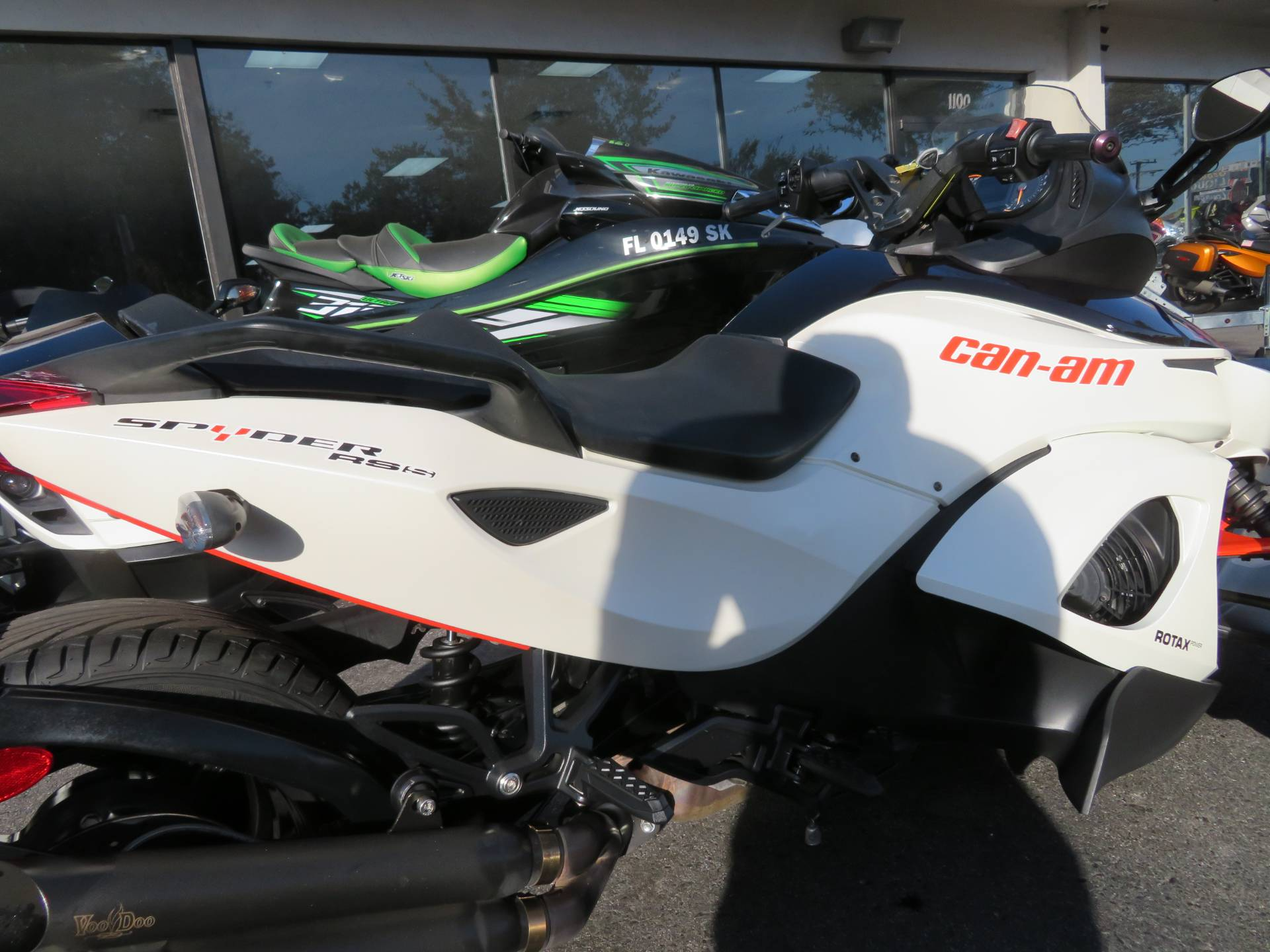 2014 Can-Am Spyder® RS-S SM5 in Sanford, Florida - Photo 20