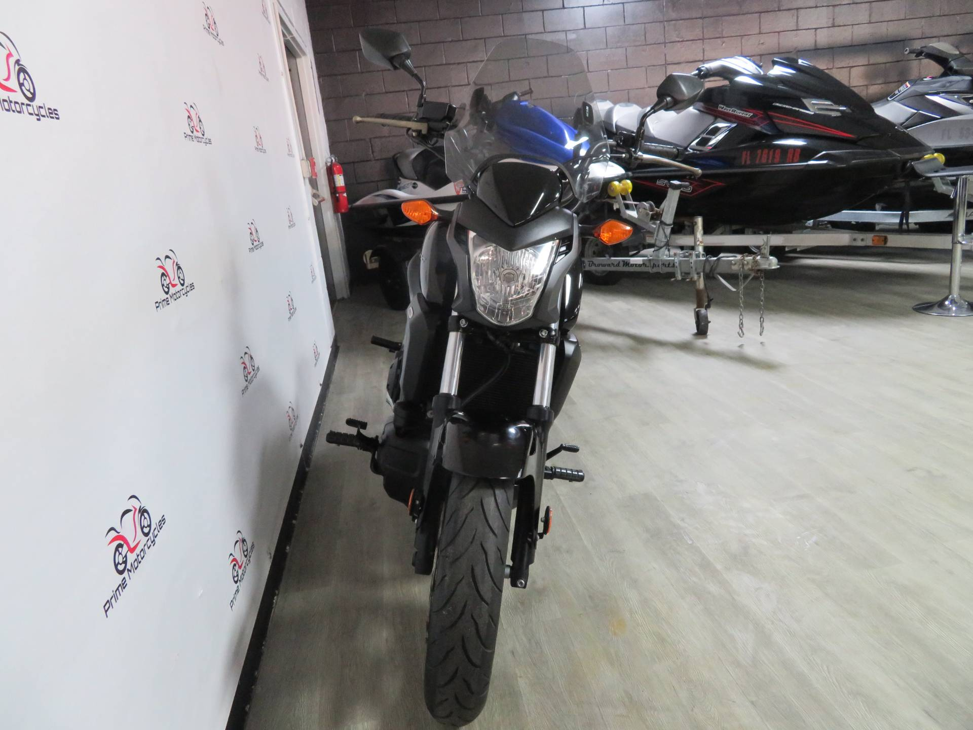 2014 Honda CTX®700N in Sanford, Florida - Photo 4