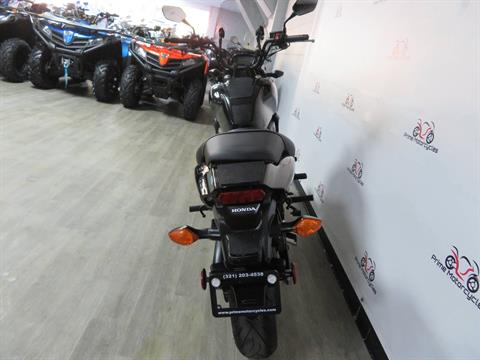 2014 Honda CTX®700N in Sanford, Florida - Photo 9
