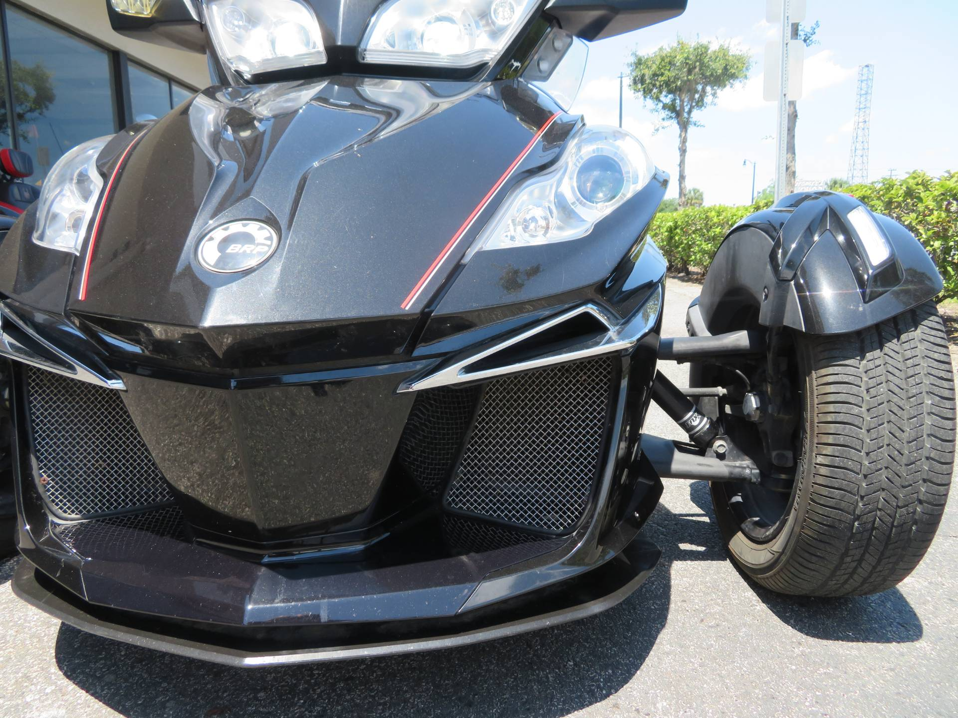 2015 Can-Am Spyder® RT Limited in Sanford, Florida - Photo 16