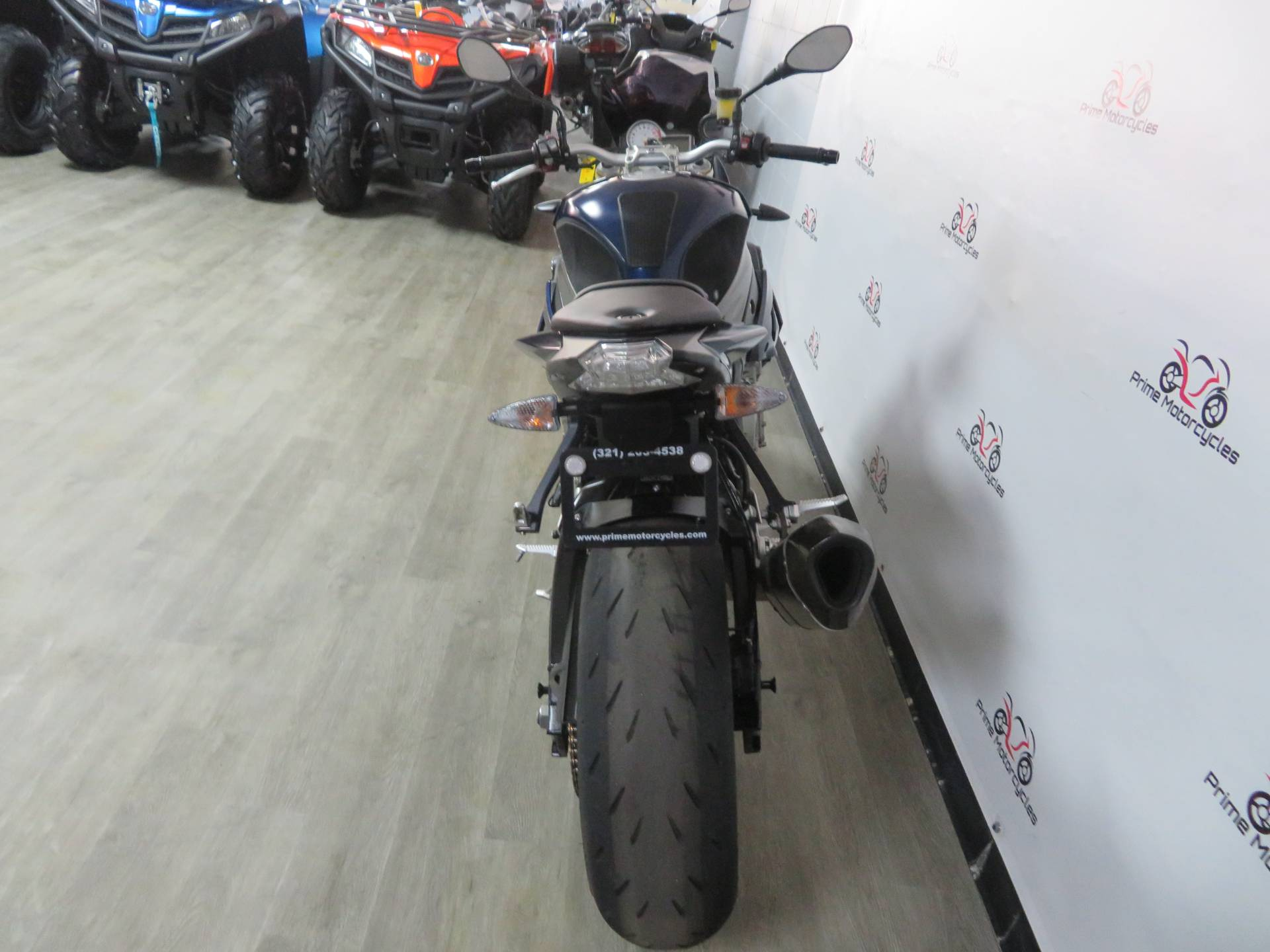 2015 BMW S 1000 R in Sanford, Florida - Photo 9