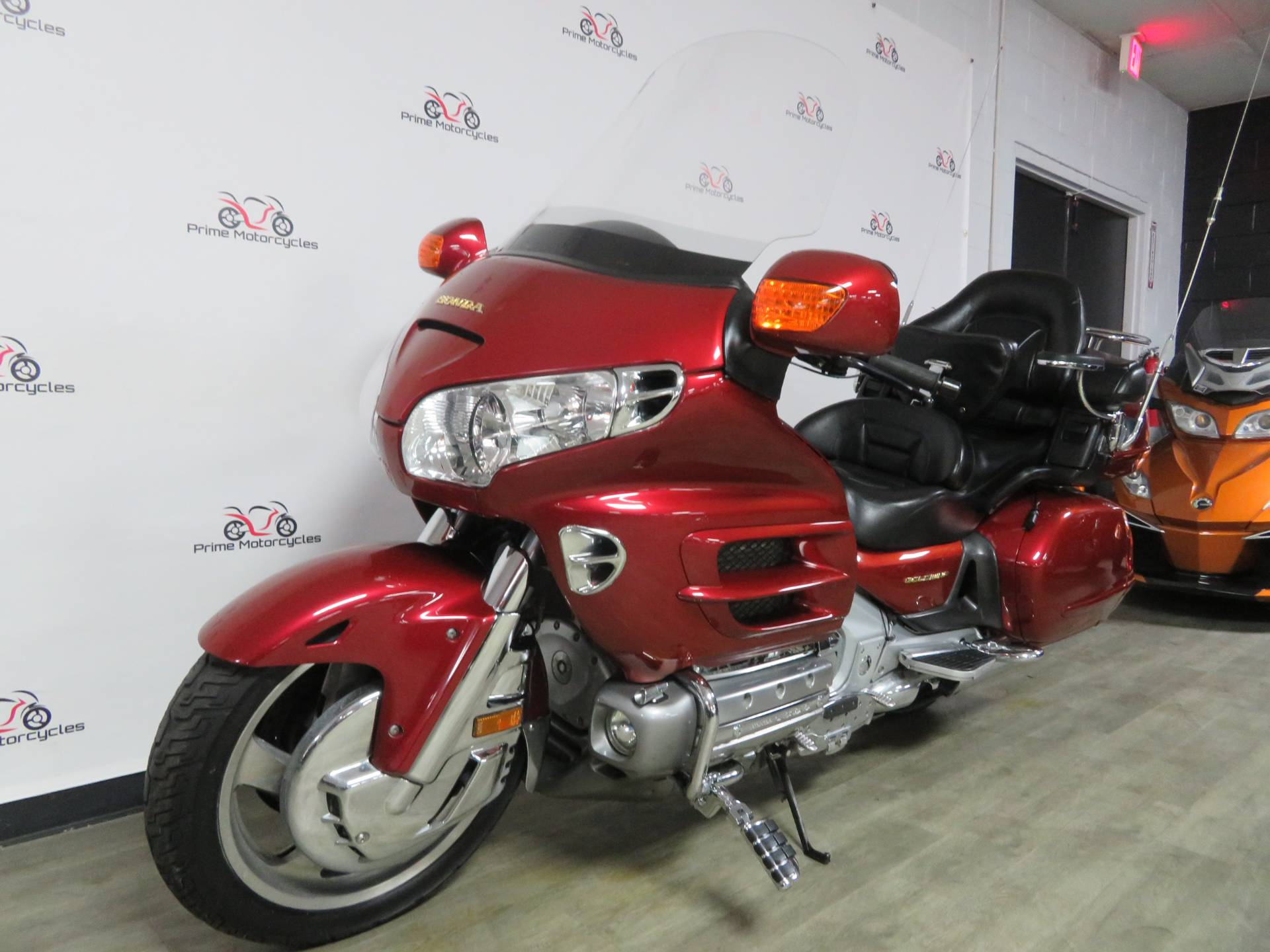 2001 Honda Gold Wing in Sanford, Florida - Photo 2