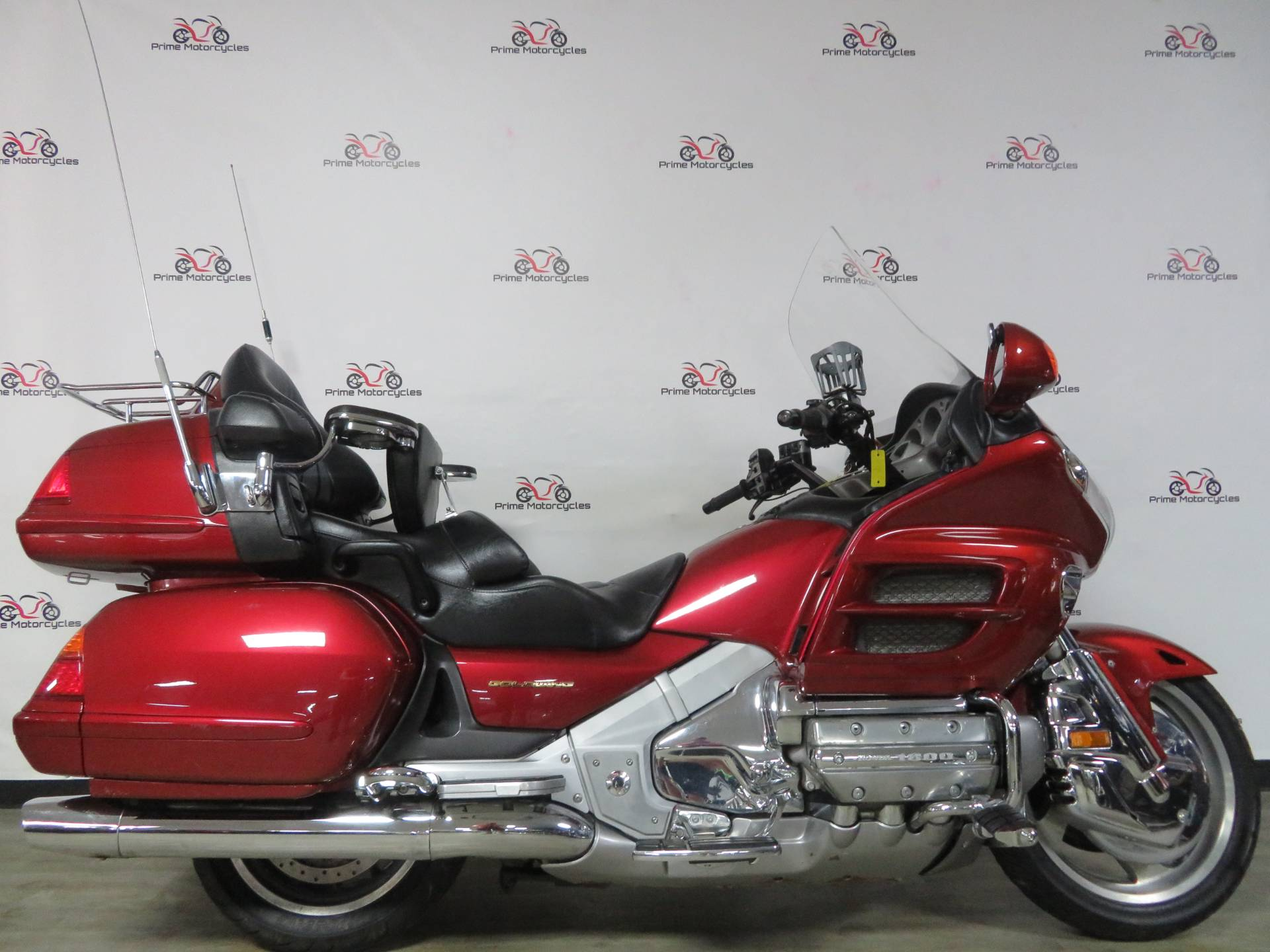 2001 Honda Gold Wing in Sanford, Florida - Photo 7