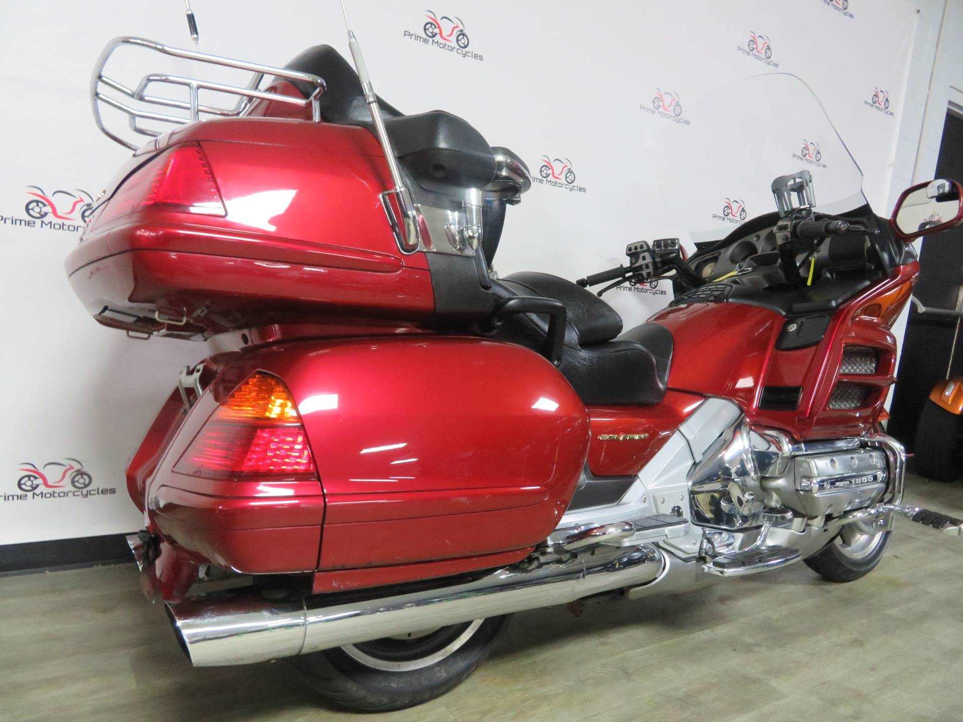 2001 Honda Gold Wing in Sanford, Florida - Photo 8