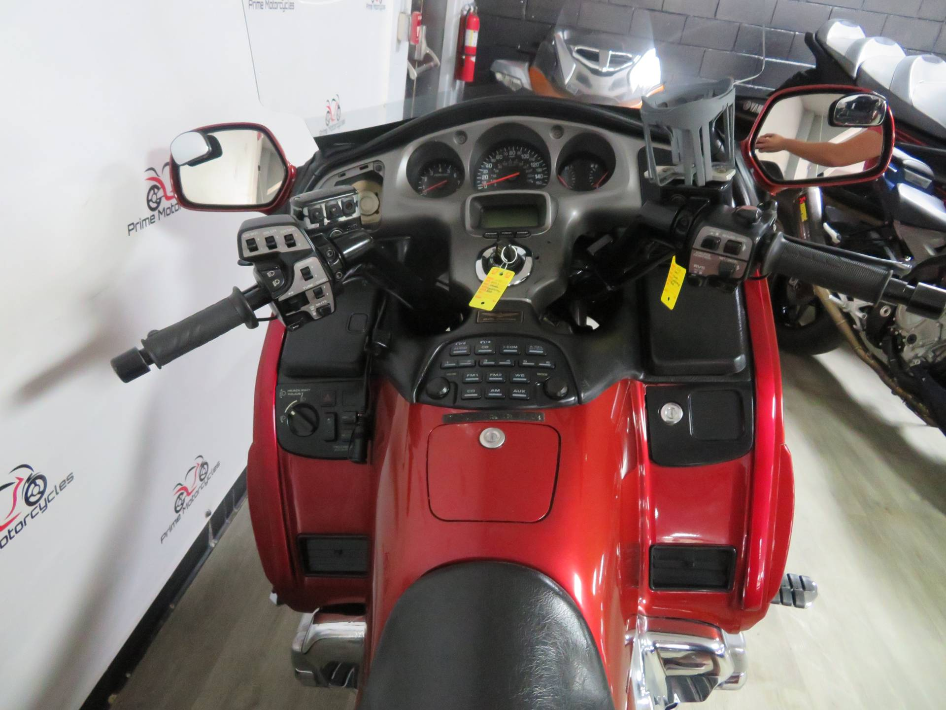 2001 Honda Gold Wing in Sanford, Florida - Photo 26