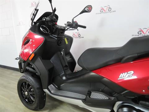 2009 Piaggio MP3 500 in Sanford, Florida - Photo 12