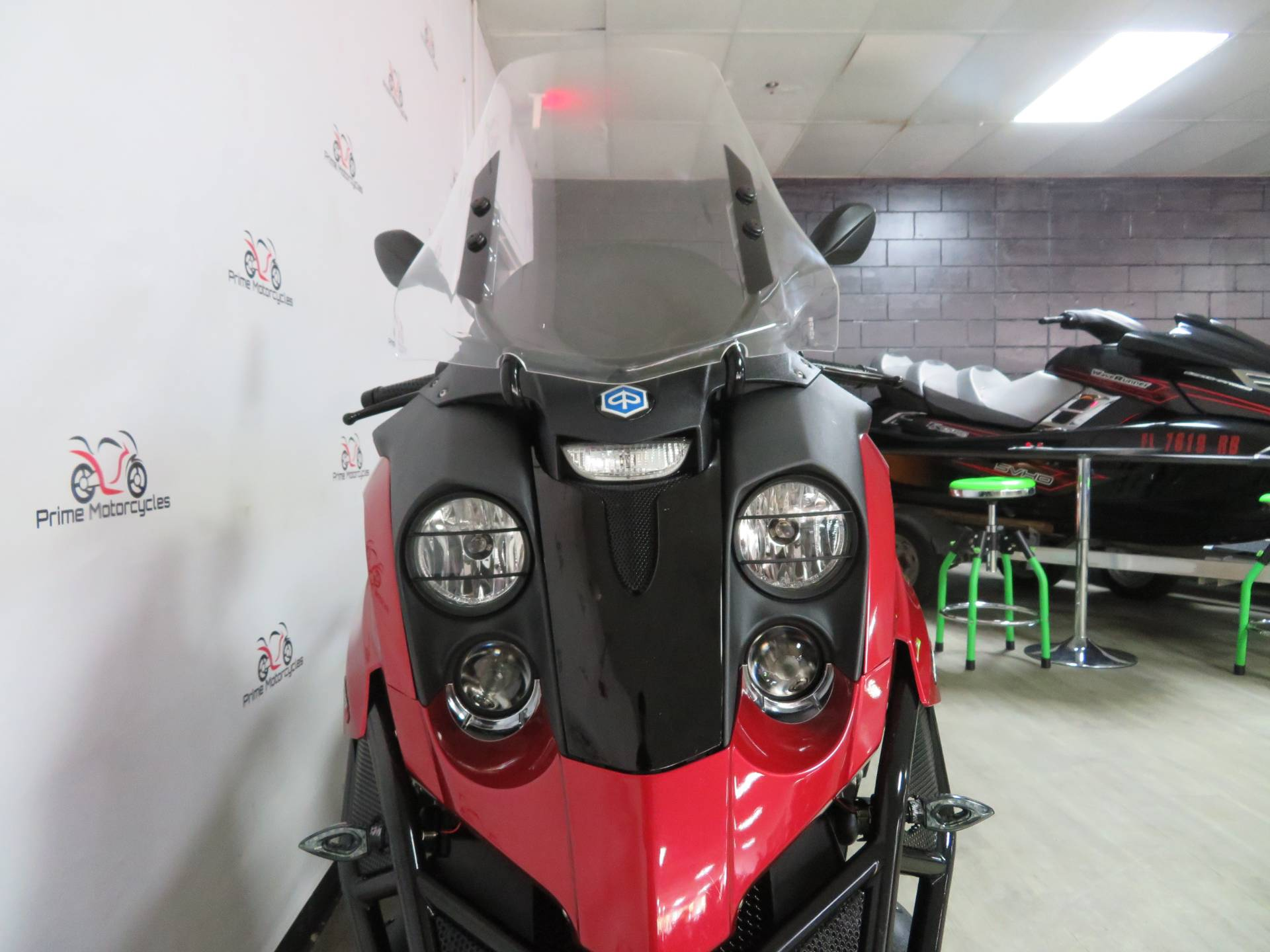 2009 Piaggio MP3 500 in Sanford, Florida - Photo 16