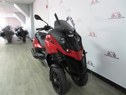 2009 Piaggio MP3 500 in Sanford, Florida - Photo 5