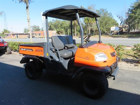 2013 Kubota RTV900XT Utility (Orange) in Sanford, Florida - Photo 2