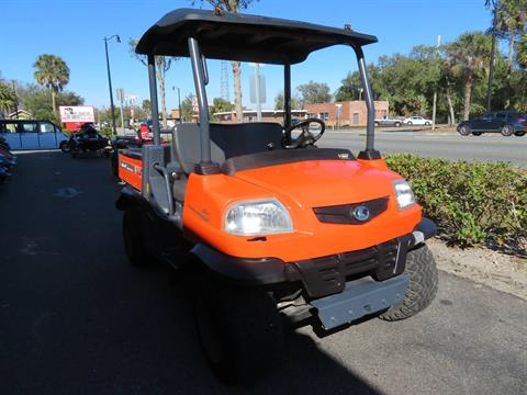 2013 Kubota RTV900XT Utility (Orange) in Sanford, Florida - Photo 3