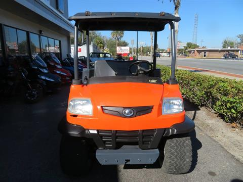 2013 Kubota RTV900XT Utility (Orange) in Sanford, Florida - Photo 4