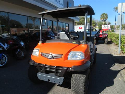 2013 Kubota RTV900XT Utility (Orange) in Sanford, Florida - Photo 5